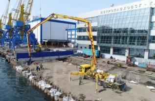 Услуги / аренда бетононасоса (швинга) 28-36 метров - от 5000р / час!