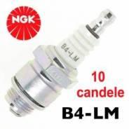 Свеча зажигания 1228 NGK B4-LM 3410,1228