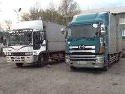 Грузоперевозки фургоны от 1 до 20 тн