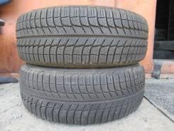 Michelin X-Ice. Зимние, без шипов, 2013 год, износ: 20%, 2 шт