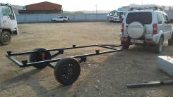 Легковой полуприцеп ( прицеп ). Г/п: 500 кг., масса: 60,00кг.