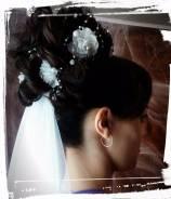 Свадебная прическа+ макияж= скидка 20%