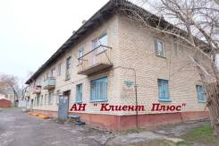 3-комнатная, улица Комсомольская 106. с. Спасское, агентство, 53 кв.м.