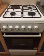 Кухонные плиты газоэлектрические.