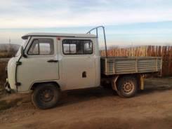 УАЗ 39094 Фермер. УАЗ Фермер, 2 700 куб. см., 1 150 кг.