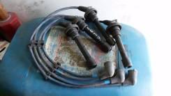 Высоковольтные провода. Nissan Cube Двигатель CGA3DE