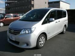Nissan Serena. автомат, 2.0, бензин, б/п. Под заказ