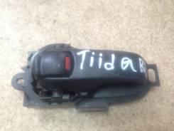 Ручка салона. Nissan Tiida, C11 Двигатель HR15DE