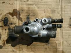 Корпус термостата. Toyota Carina, AT170 Двигатель 5AF