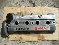 Крышка головки блока цилиндров. Toyota Carina, AT170, AT170G Двигатель 5AF