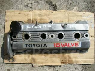 Крышка головки блока цилиндров. Toyota Carina, AT170 Двигатель 5AF