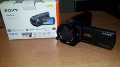 Sony FDR-AX33. 20 и более Мп