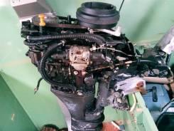 Suzuki. 15,00л.с., 4х тактный, бензин, нога L (508 мм), Год: 2010 год