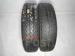 Продам грузовые колеса 175R14LT Dunlop DV-01. 4.5x14 6x139.70 ЦО 92,5мм.