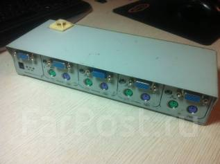 KVM-переключатели.
