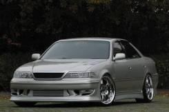 Toyota Mark II. ПТС MARK 2 1999г. JZX 100. Рестайлинг, цвет серебро.