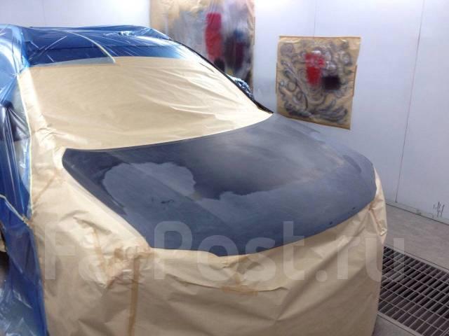 Кузовной ремонт! Ремонт пластика! Окраска! Сертификат качества услуг!