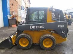 John Deere 318D. Мини погрузчик , 2013 год, состояние нового, 817 кг.