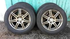 Bridgestone BEO. 7.0x16, 5x114.30, ET49
