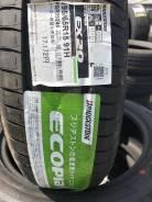 Bridgestone Ecopia EX10. Летние, 2015 год, без износа, 4 шт