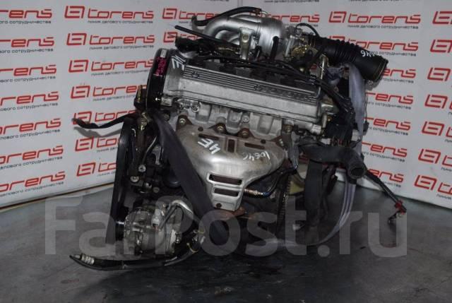 Двигатель в сборе. Toyota: Corsa, Corolla, Cynos, Tercel, Starlet Двигатель 4EFE
