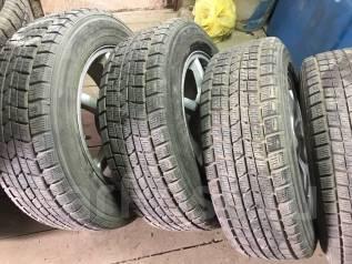 Шины литьё 205-65-16 Dunlop. 7.0x16 4x114.30, 5x114.30 ET38 ЦО 73,0мм.