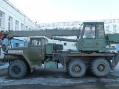 Урал. Кран урал 6.3тонны, 6 300 кг., 11 м.