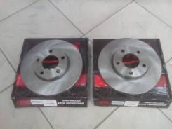 Диск тормозной. Mazda Axela, BK3P, BK5P, BKEP Mazda Premacy, CREW, CR3W Mazda Training Car, BK5P