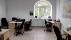 Замечательные офисные помещения класса ААА в центре. 50 кв.м., улица Партизанская 12а, р-н Партизанская 12