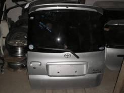 Дверь багажника. Toyota Funcargo