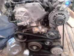 Двигатель в сборе. Nissan Presage, TU30 Двигатель QR25DE