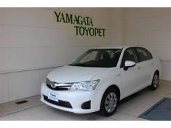 Toyota Corolla Axio. вариатор, передний, 1.5, бензин, б/п. Под заказ