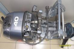 Yamaha. 40,00л.с., 2х тактный, нога S (381 мм), Год: 2012 год