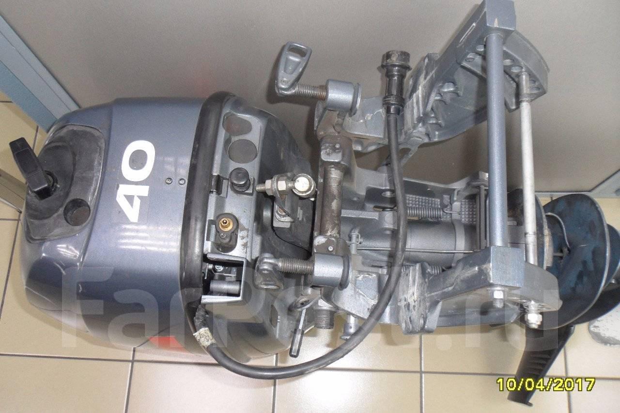 лодочный мотор ниссан марине 10 инструкции