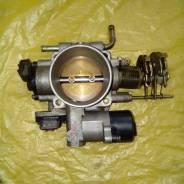 Заслонка дроссельная. Subaru Forester, SG5 Subaru Legacy, BE5, BH5 Двигатель EJ202