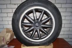 Оригинальные кованные колеса SLIK 305/50R20 TLC200/LX570 Tundra. 9.0x20 5x150.10 ET45 ЦО 110,0мм.