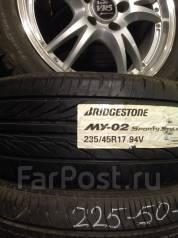 Bridgestone Sporty Style MY-02. Летние, 2012 год, без износа, 4 шт