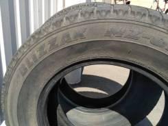 Bridgestone Blizzak MZ-02. Зимние, без шипов, износ: 70%, 2 шт