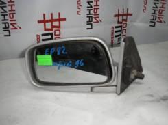 Зеркало заднего вида боковое. Toyota Starlet, EP85, NP80, EP82