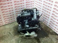 Двигатель в сборе. Isuzu Bighorn, UBS69DW, UBS69GW