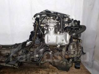 Двигатель в сборе. Mitsubishi Pajero iO, H76W Двигатели: 4G93, GDI