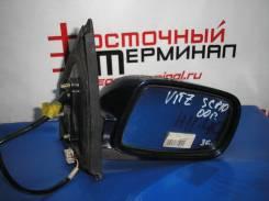 Зеркало заднего вида боковое. Toyota Vitz, NCP131, NCP10, NCP13, NCP15, SCP10 Toyota Platz, NCP12