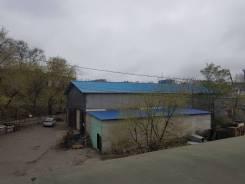 Теплый склад в удобном месте. 417 кв.м., улица Днепровская 47, р-н Столетие. Дом снаружи