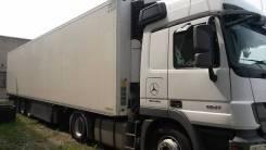 Mercedes-Benz Actros. Продается сцепка: тягач +п/прицеп реф Schmitz, 11 946 куб. см., 10 531 кг.