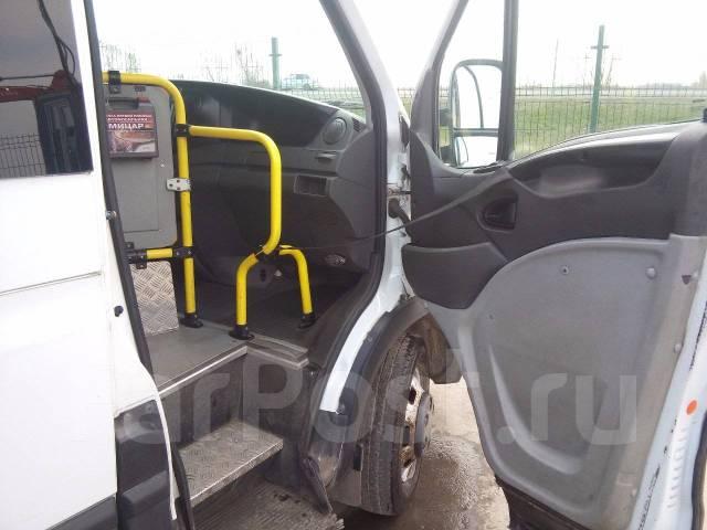 Iveco Daily. Микроавтобус 50C15, 3 000 куб. см., 20 мест
