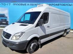 Mercedes-Benz Sprinter 515 CDI. Mercedes-Benz Sprinter 515CDI 2012г. Рефрижератор Изотерм в Москве, 2 200 куб. см., 5 000 кг.