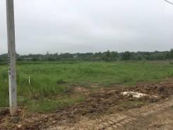 Земельный участок недорого в перспективном районе. 1 500 кв.м., собственность, электричество, вода, от частного лица (собственник). Фото участка