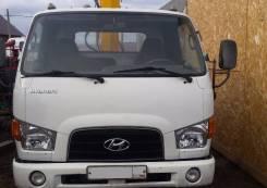 Hyundai HD78. с КМУ, 3 900 куб. см., 3 500 кг.
