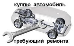 Chevrolet Niva. Автомобиль, требующий ремонта