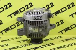 Генератор. Toyota Passo Sette, M502E, M512E Toyota Rush, J200, J200E, J210, J210E Toyota bB, QNC21 Двигатель 3SZVE